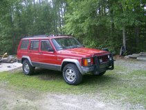 1995 Jeep Country Series 4x4 in Camp Lejeune, North Carolina