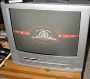 "Magnavox 24"" Color  TV/DVD/VCR MWC24T5 in Baytown, Texas"