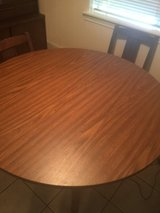 Breakfast / small dining table/brown in Kingwood, Texas