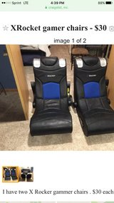 X-Rocker Chairs $30 each in Naperville, Illinois