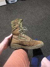 Buying pair of Jungle or Combat Boots Size 9W, New or used but in good shape in Camp Pendleton, California