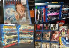 Blurays in Fort Drum, New York