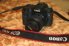 Canon 50D digital camera with Canon 18-55 MM IS II stabilized lens - $450 (Lockport/Homer Glen) in Bolingbrook, Illinois
