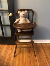 Vintage High Chair in New Lenox, Illinois