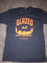 glazed and infused T-shirt in Naperville, Illinois