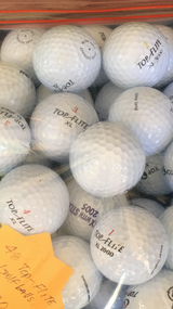 48 TOP-FLITE GOLF BALLS in Chicago, Illinois