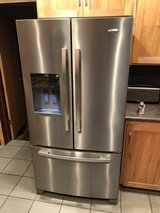 26 cu ft Stainless French Door Refrigerator in Fort Leonard Wood, Missouri