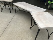 Coffee and end tables in Fort Leonard Wood, Missouri