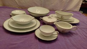 12 Piece Place Setting Noritake China, 1959 in Leesville, Louisiana