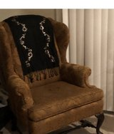 Wing back Chairs Gold/bronze in Bellaire, Texas