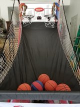 dual Electronic Basketball Hoop in Fort Carson, Colorado