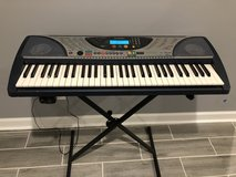 Yamaha PSR240 Touch-Sensitive Electronic Keyboard with Stand in Aurora, Illinois