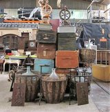 Indoor Flea Market in Waldmohr Saturday 26 May Furniture and Deco and 220v Items. & Etc.. in Ramstein, Germany