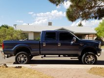 2006 f250 xlt crew cab 4x4 (ARIZONA REBUULT TITLE) in Alamogordo, New Mexico
