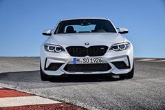 2019 BMW M2 Competition - RELEASED in Hohenfels, Germany