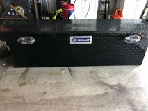 Kobalt Black Aluminum Truck Tool Box in Travis AFB, California