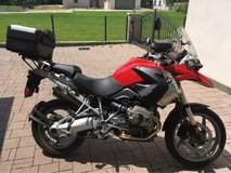 2011 BMW GS 1200 R in Vicenza, Italy