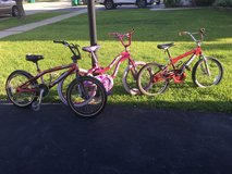 bikes for parts in Lockport, Illinois