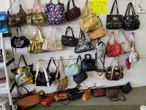 Hundreds of name brand purses all authentic mostly used & in great condition in Alamogordo, New Mexico