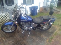 2001 honda VT1100C shadow spirit in Leesville, Louisiana
