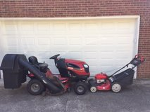 Lawn mower combo in Pleasant View, Tennessee
