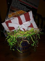 Corona/BBQ gift bucket in Spring, Texas