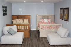 Full size beds (each $400) mattress included in Spring, Texas