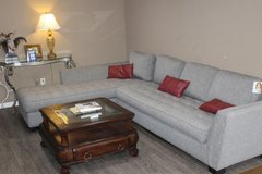 Sectional (GRAY) Cindy Crawford in CyFair, Texas