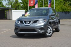 2016 Nissan Rogue in Hohenfels, Germany