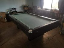 slate pool table in Alamogordo, New Mexico