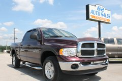 2005 Dodge Ram 1500 Quad Cab 4x4 5.7 Hemi TR10402 in Fort Knox, Kentucky