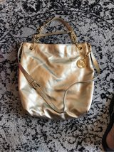 Michael Kors Gold Tote in Fort Riley, Kansas