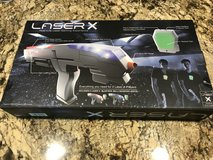 Laser X gaming experience in Glendale Heights, Illinois