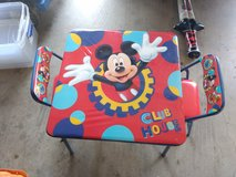 Mickey mouse table and chairs in Fort Belvoir, Virginia