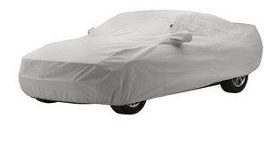 Covercraft Custom Fit Car Cover for Ford Mustang (Technalon Evolution Fabric, Gray) in Alamogordo, New Mexico