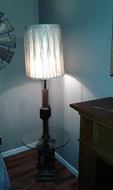 Table with Lamp in Fort Leonard Wood, Missouri