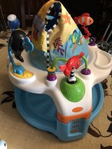 round 360baby bouncer /activity center in Ramstein, Germany