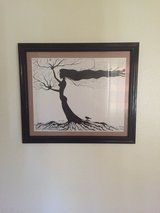 Framed Picture in 29 Palms, California