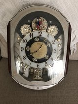Seiko Melodies in Motion Wall Clock 2007 Collectors Edition in Naperville, Illinois
