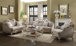 "BRAND NEW! LUXURIOUS SOFA + LOVE 2PC ""DAISHA COLLEZZION"" FINE LIVING ROOM SET in Vista, California"