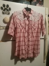 Western shirt in Fort Bragg, North Carolina