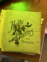Charles Dickens' sayings 1898 in Lockport, Illinois