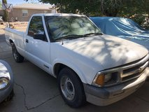 1994 Chev S10 truck Strong engine but not running now.Body damage. Good farm truck or parts in Alamogordo, New Mexico