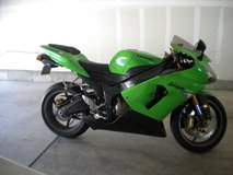 2005 Kawasaki Ninja ZX-6R in Colorado Springs, Colorado