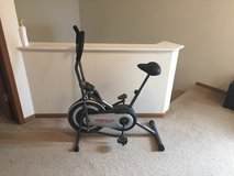barely used exercise bike! in Fort Leonard Wood, Missouri