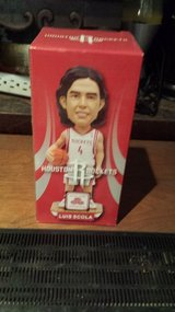 Luis Scola Bobble Head in Pasadena, Texas