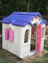 Play house in The Woodlands, Texas
