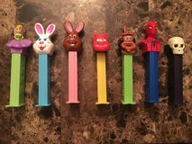 Pez Dispensers in Beaufort, South Carolina