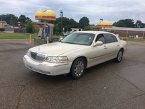 2003 LINCOLN TOWN CAR CARTIER L HARD TO FIND CAR in Fort Rucker, Alabama