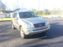 2002 MERCEDES ML320 159,000 MILES in Fort Rucker, Alabama